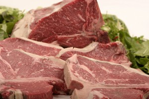 What is in organic meat?